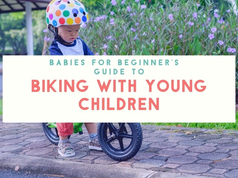 Biking with a Toddler