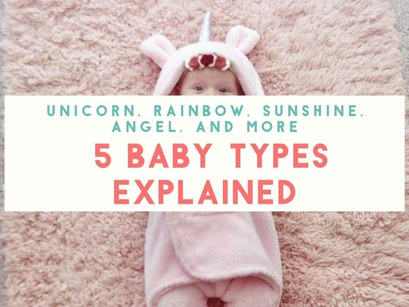 What is a unicorn baby?